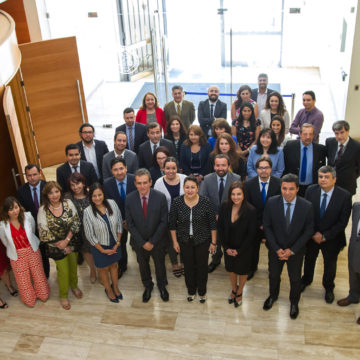 CEDEIR Delivers SAI PMF Workshop to SAI Chile Staff