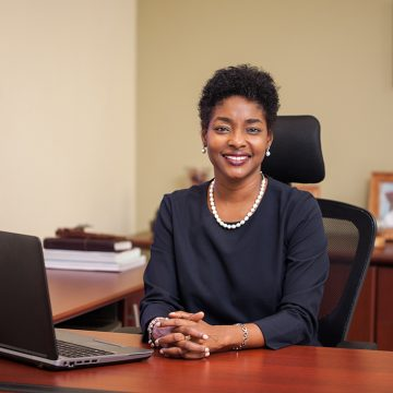 We Have to Be a Beacon: Jamaica's AG Reflects on SAI's SDG Journey