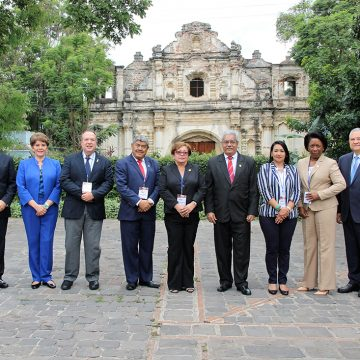 SAI Guatemala Hosts OCCEFS General Assembly in Antigua
