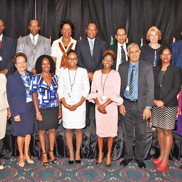 SAI Jamaica Hosts Conference Commemorating CAROSAI 30-Year Anniversary