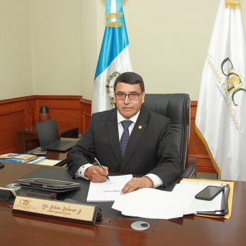 New Comptroller General of Accounts Appointed in Guatemala