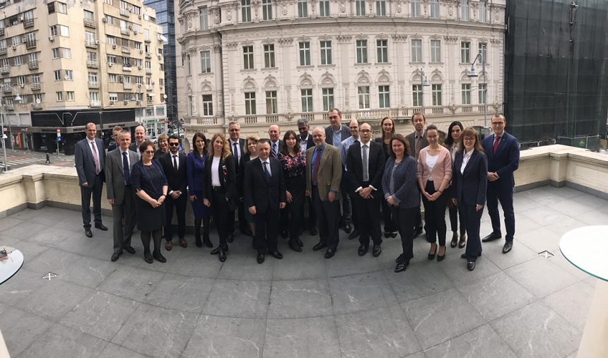 INTOSAI Subcommittee on Internal Control Standards Meets in Bucharest