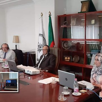 Algerian Court of Accounts Continues Contributions to Good Governance
