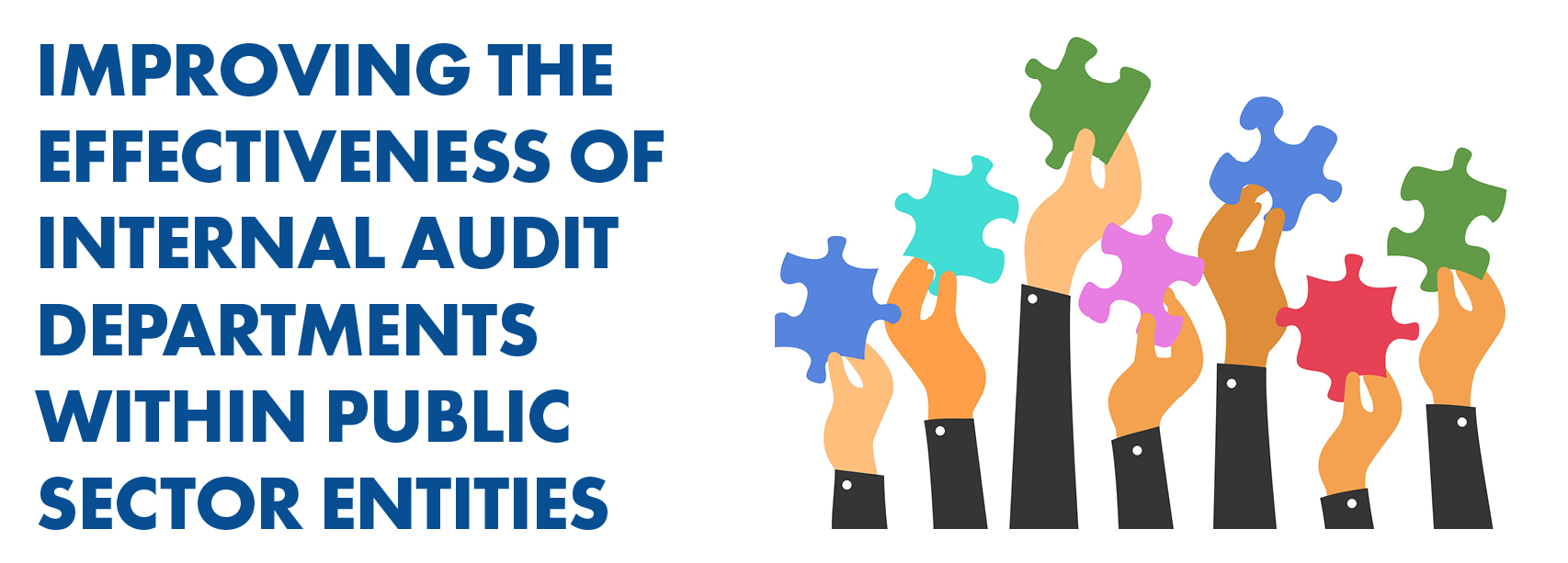 Improving the Effectiveness of Internal Audit Departments within Public Sector Entities