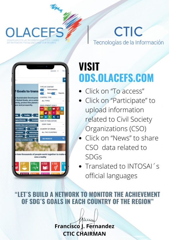 OLACEFS Commission Enhances the Work of SAIs through Technology and Innovation