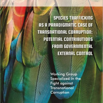 OLACEFS Anti-Corruption Working Group report cover