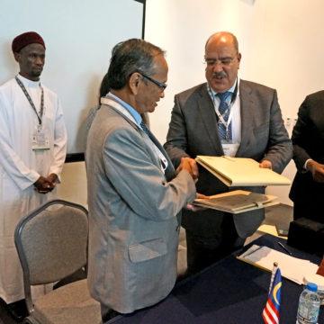 ASOSAI, AFROSAI Sign Memorandum of Understanding