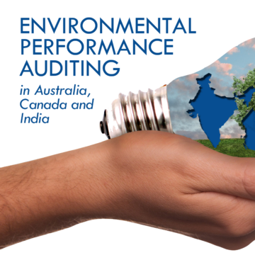 Environmental Performance Auditing in Australia, Canada, India