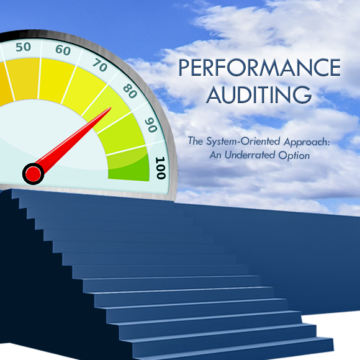 System-Oriented Approach to Performance Auditing