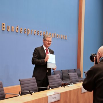 German SAI Publishes Spring Report, 50+ Audit Findings