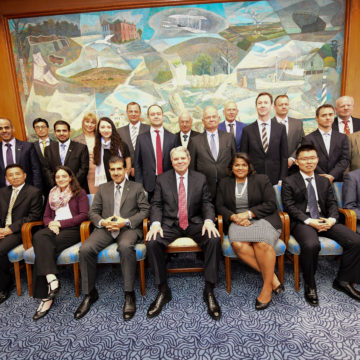 INTOSAI WGFMRR Hosts Meeting, Workshop in DC