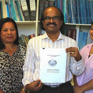 Regional Support Helps Nauru Close Audit Gap