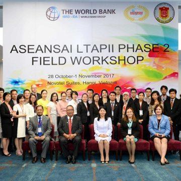 Vietnam SAO Hosts ASEANSAI Workshop