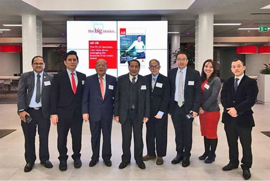 Delegates Attend ACCA Conference in Myanmar