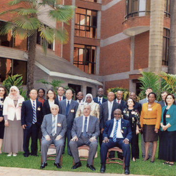 WGFACML Shares Ideas on Fighting, Preventing Corruption,