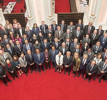 70th INTOSAI GB Meeting a Success in Graz, Austria