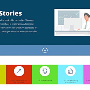 """INTOSAI CBC Shares Inspiring """"Good Stories"""""""