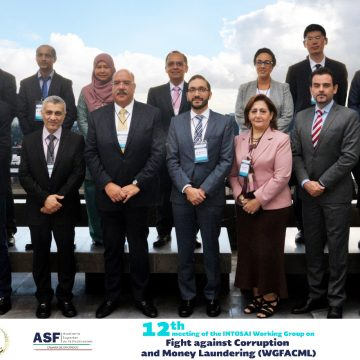 Accountability State Authority of Egypt Chairs WGFACML in Mexico