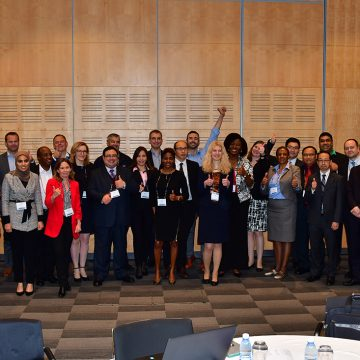 IRCP Provides Forum to Discuss Regional, Global Community Synergies