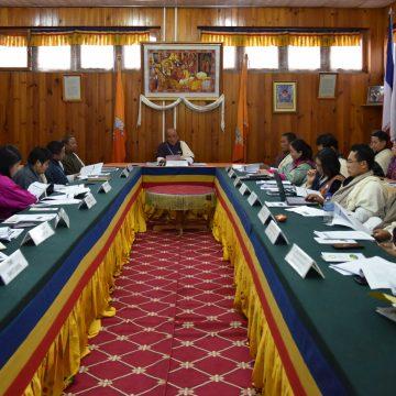 News from Bhutan
