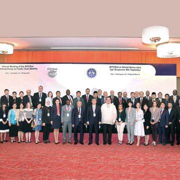WGPD Holds Meeting in Azerbaijan