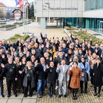 Supreme Audit Institutions Hack EUROSAI in Prague