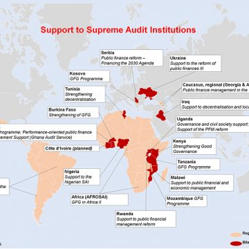 Supreme Audit Institutions: Important Partners for German Development Cooperation