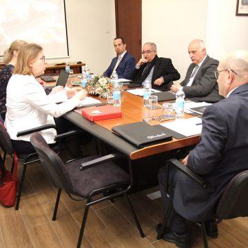 Finland Auditor General Visits Malta National Audit Office