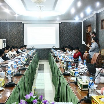 SAI Myanmar Enhances Performance Audit Capacity and Report Writing