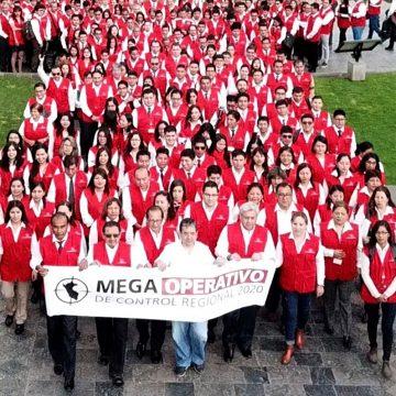 SAI Peru Regional Anti-corruption Mega Operation Control Underway