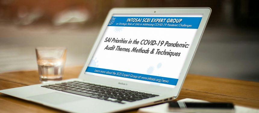 INTOSAI SCEI Establishes Expert Group, Hosts Inaugural Webinar
