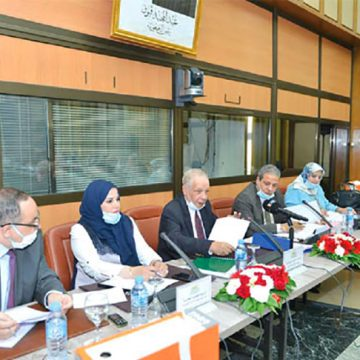Algerian Court of Accounts Presents Report, Provides Risk Assessment on Topics of National Concern