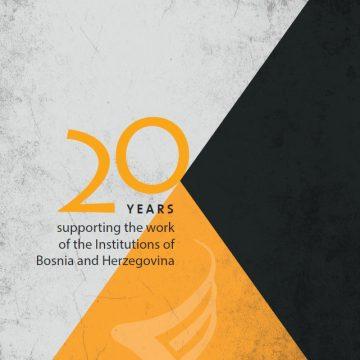 SAI Bosnia and Herzegovina Celebrates 20 Years of Service to the Nation