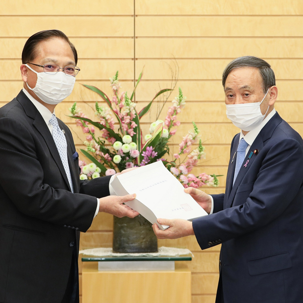 Japan's BOA Submits FY19 Audit Report