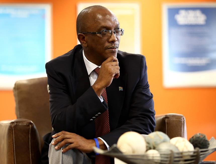 In Memoriam: Thembekile Kimi Makwetu