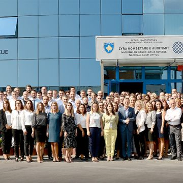 Kosovo NAO Celebrates INTOSAI and EUROSAI Membership, Pledges Active Participation