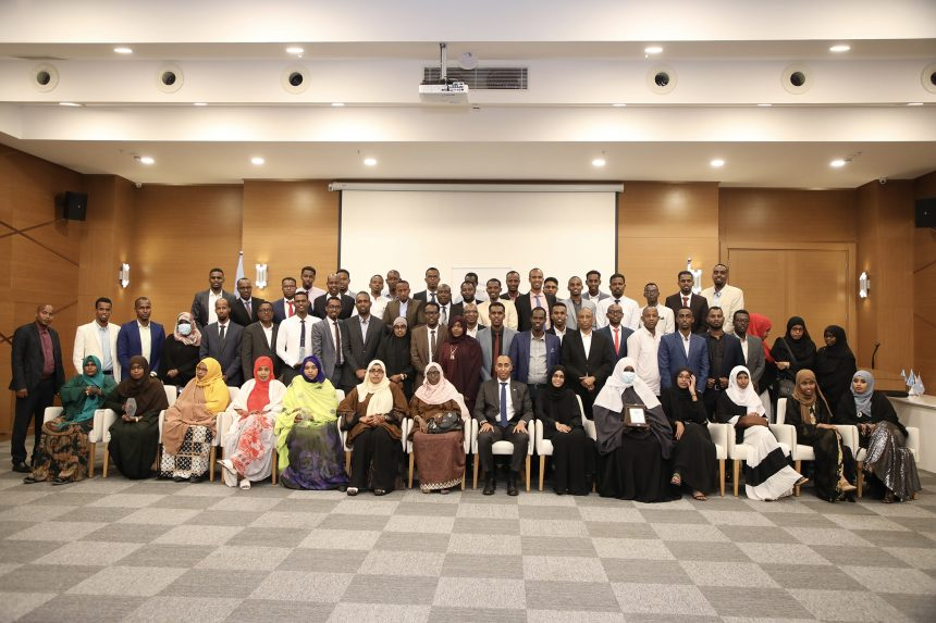 SAI Somalia's Remarkable Strategic Journey, 2017-2020