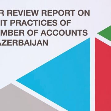 SAI Azerbaijan peer review report cover