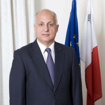 Charles Deguara, Auditor General of Malta